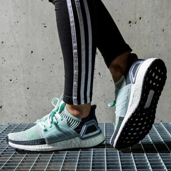 Adidas Womens UltraBoost 19 'Ice Mint'